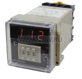 Терморегулятор D44-100 с термопарой +400°С